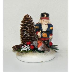 """Χριστουγεννιάτικο διακοσμητικό """"Καρυοθραύστης"""""""