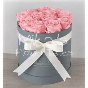 FOREVER ROSES - Forever rose,  box FOR EVER ROSES