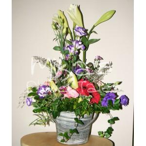 Σύνθεση λουλουδιών