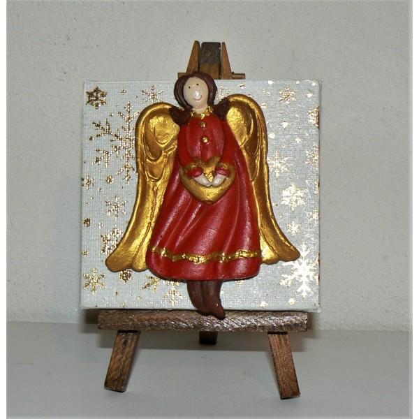 Διακοσμητικό καβαλέτο με αγγελάκι